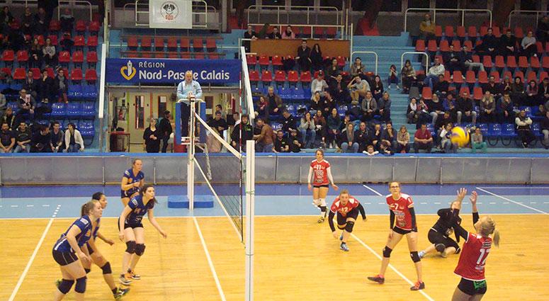 (Volley) Valenciennes vient à bout de Marquette Lez Lille