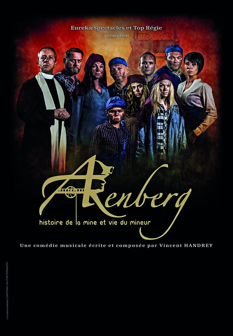 Arenberg Affiche 1200x1760mm