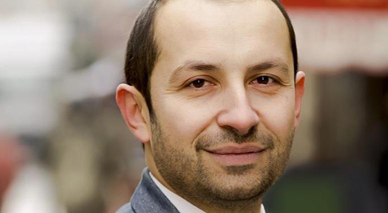 Sébastien Chenu, nouveau député de la 19ème