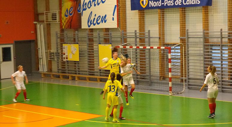 Evénement Futsal à Trith-St-Léger