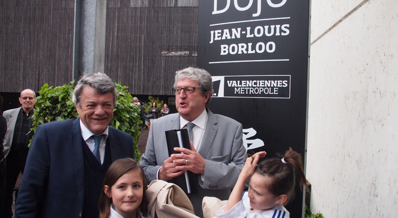 Jean-Louis Borloo et Guy Bustin