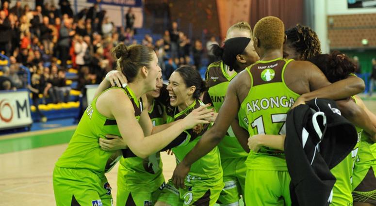 Objectif atteint pour le Saint Amand Hainaut Basket