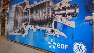 EDF Bouchain