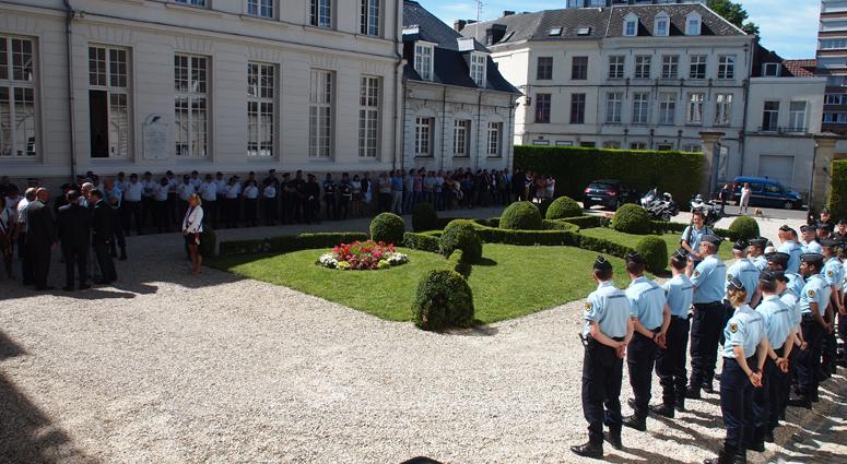 Hommage national aux victimes de l'attentat terroriste à Nice
