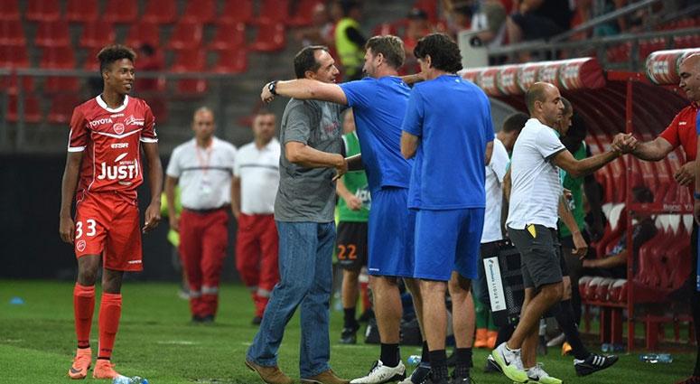Interview de Faruk Hadzibegic, entraîneur du VAFC