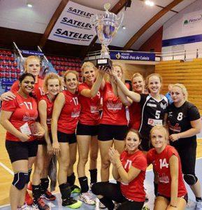 Victoire tournoi Grand Hainaut
