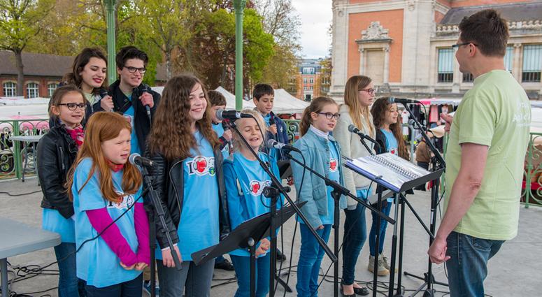 La chorale Appel d'Air fête ses dix ans en concert