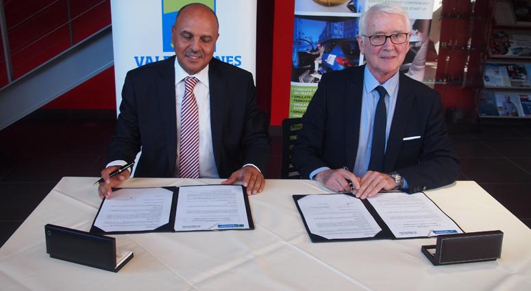 Un partenariat CAVM-UVHC dans la recherche