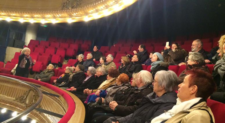 Venise au théâtre de Denain
