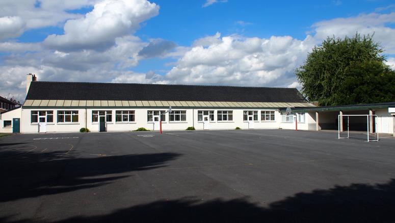 Ecole Condorcet à Roeulx