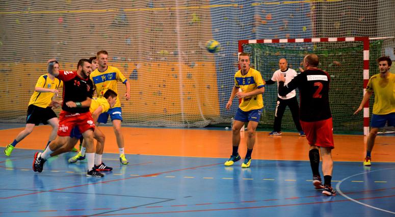Première réussie pour le Handball Valenciennois