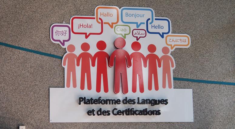 Prendre langue avec la plateforme linguistique de l'UVHC