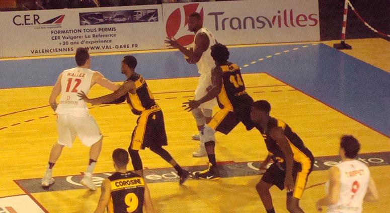 (Basket) Deuxième victoire consécutive de Denain