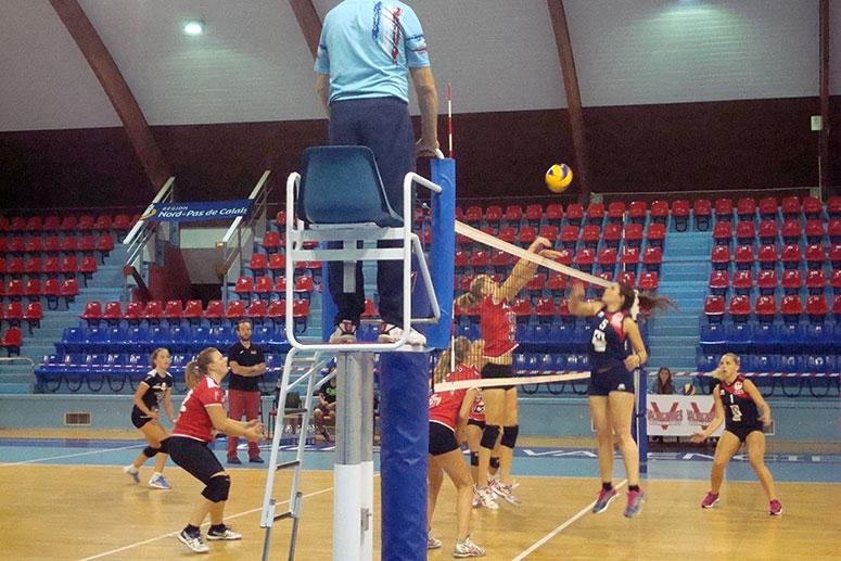 (Volley) Deuxième victoire consécutive des Valenciennoises