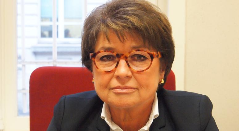 Marie-Françoise Cousin-Défenseur des droits
