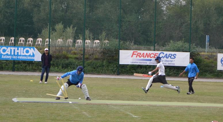 Du cricket au Vipères Park