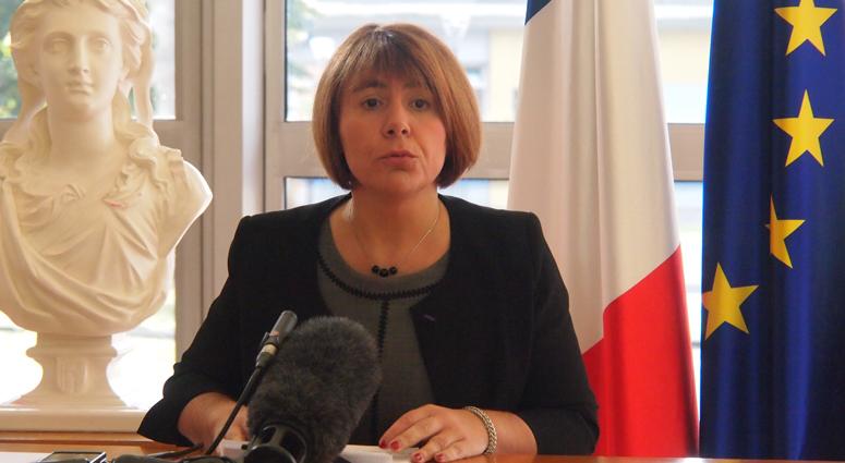 Anne-Lise Dufour pousse un «Cri»
