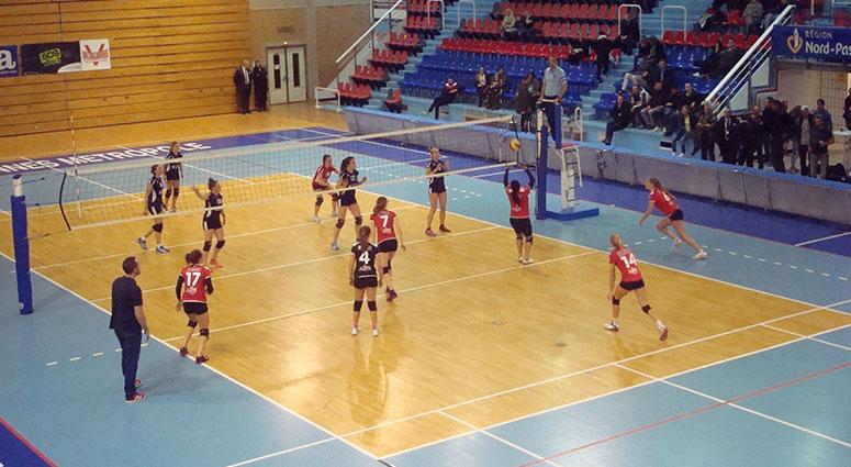 (Volley) Les Valenciennoises poursuivent leur sans-faute