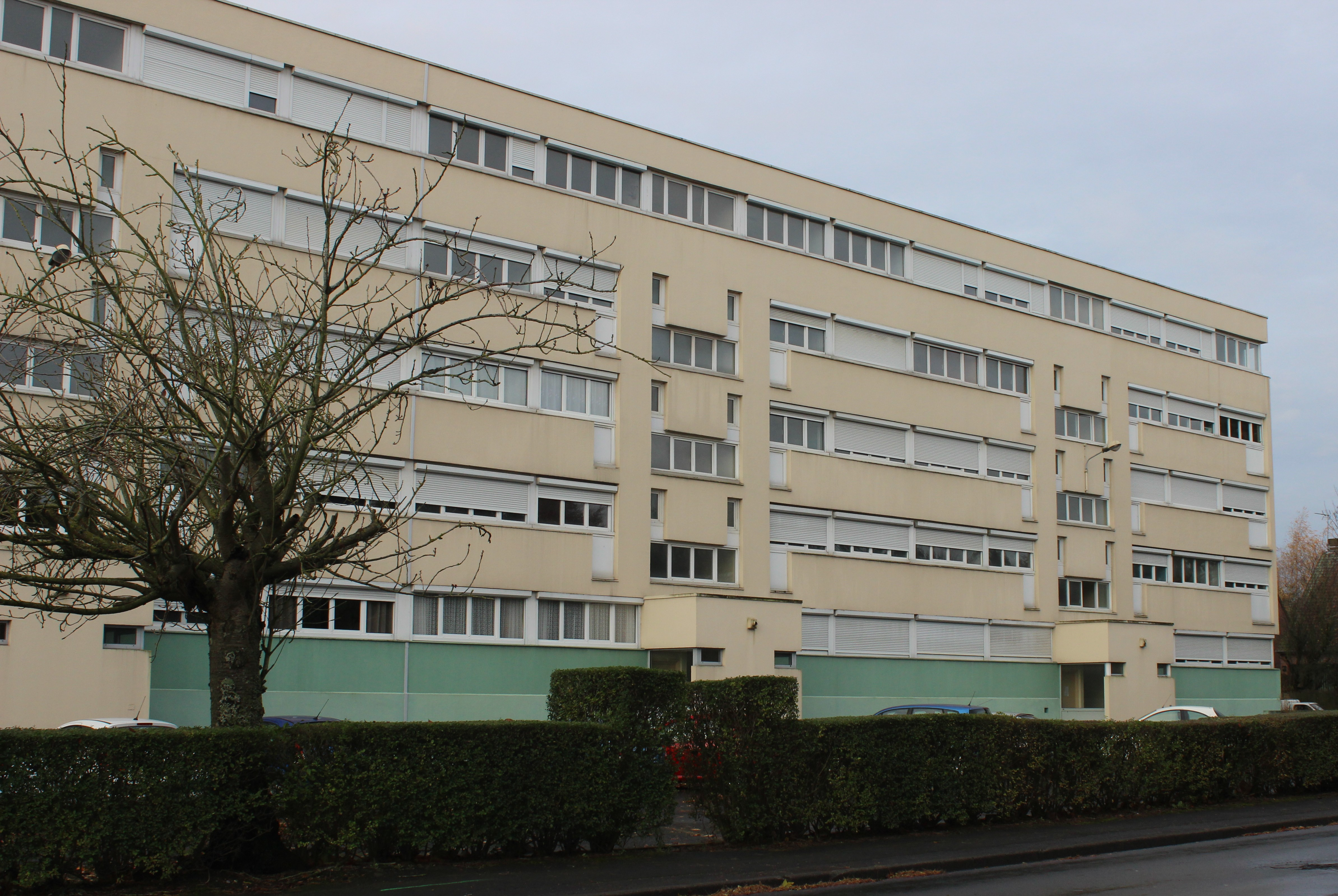 La SA du Hainaut achète l'ancienne caserne des douanes