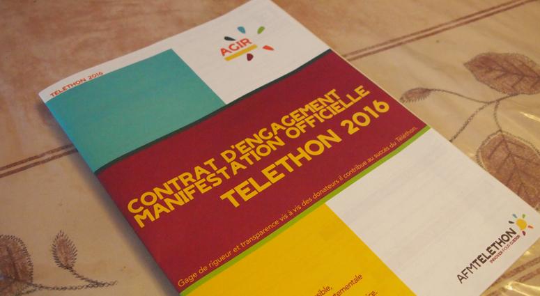 Téléthon, histoire d'un bénévolat très organisé…