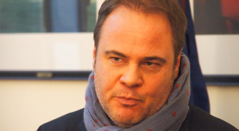 Laurent Degallaix démissionne de V2H