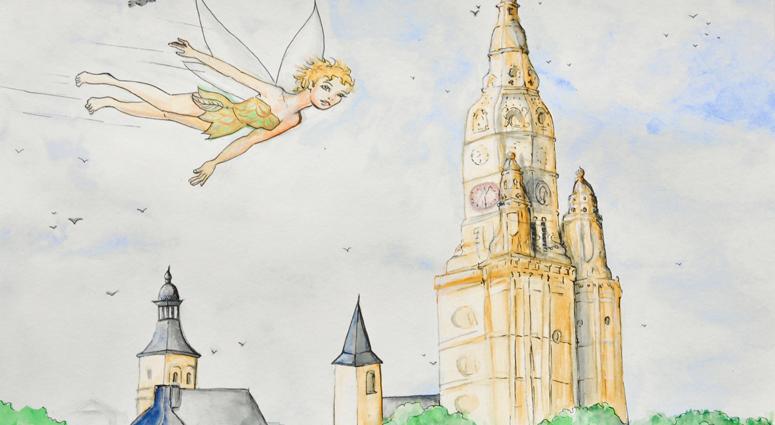 Le monde féérique de Pascale Lecoeuvre en aquarelles