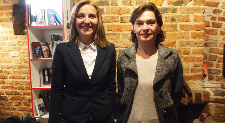 Christine Laurent «Il faut un renouvellement des politiques sur la 21ème circonscription»