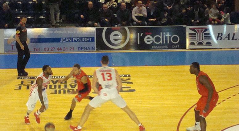 (Basket) Denain tangue puis torpille Le Havre