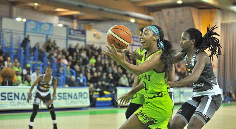 (Basket) Le Saint-Amand Hainaut Basket perd le derby
