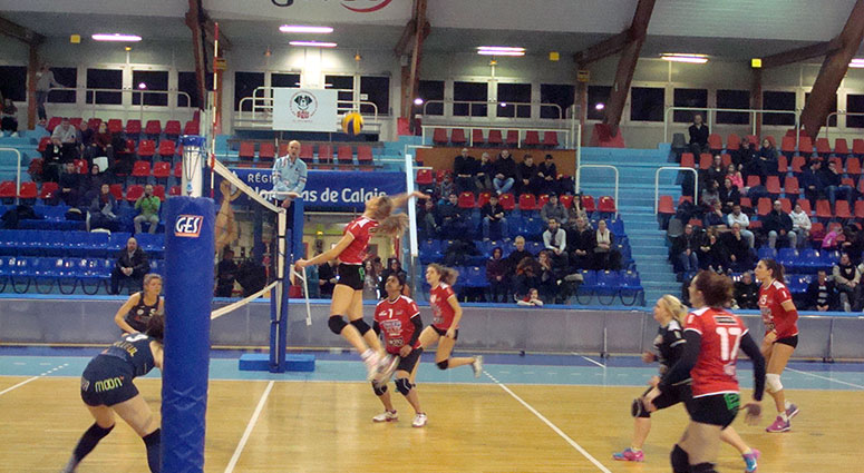 (Volley) Les Valenciennoises assurent l'essentiel
