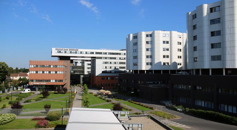 Le CHV 1er Centre hospitalier général de France
