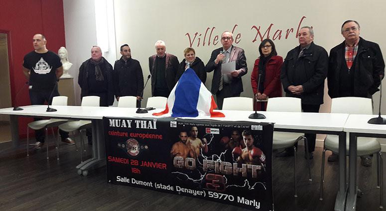 GO Fight monte en puissance ce samedi 28 janvier à Marly
