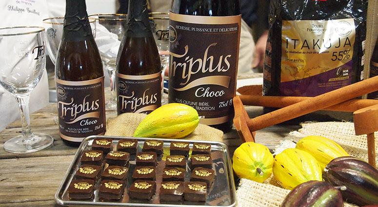 Bière et chocolat, le mariage pour tous… du goût !
