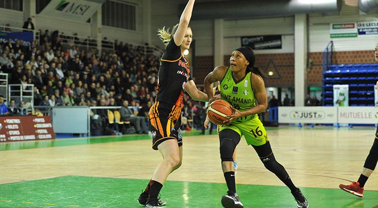(Basket) Des regrets pour le Saint-Amand Hainaut Basket