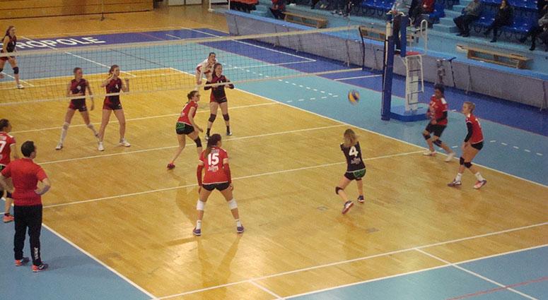 (Volley) Valenciennes trop fort pour Saint-André