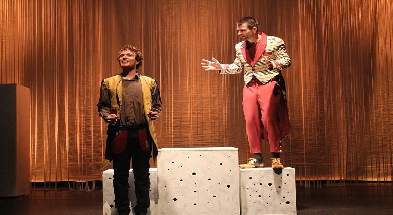 Les Souffleurs d'art : un vent nouveau sur le théâtre.