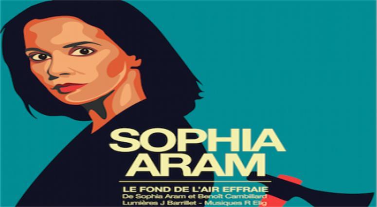 «Le fond de l'air effraie» par Sophia Aram.