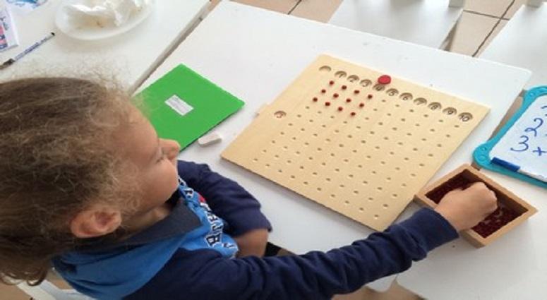 La chouette bleue, ouverture d'une école Montessori dans le Valenciennois.