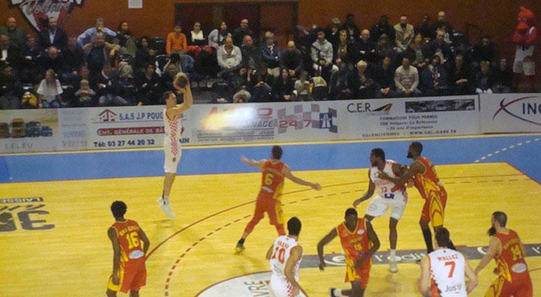 (Basket) Scénario fou entre Denain et Vichy