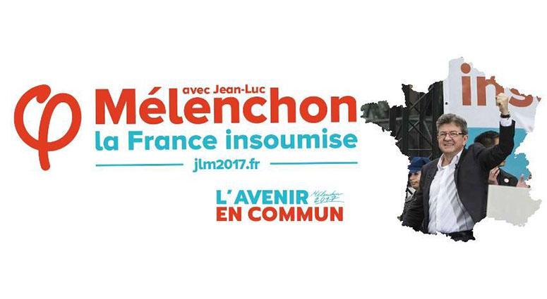 Jean-Luc Mélanchon marche pour une 6ème république