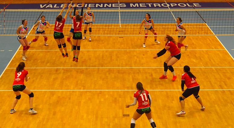 (Volley) Valenciennes soigne sa sortie