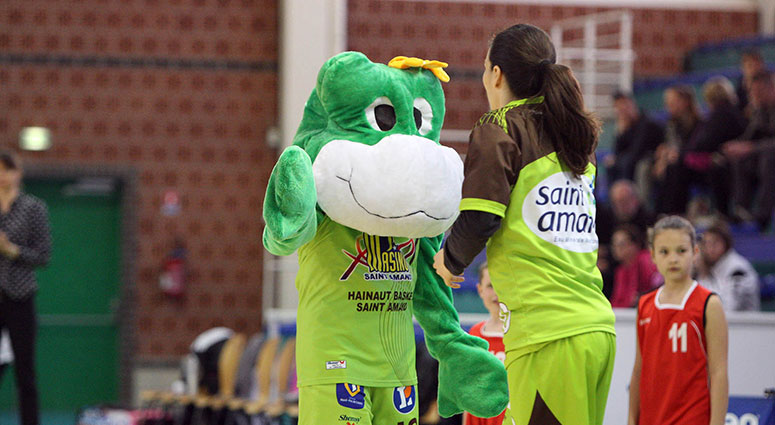 (Basket) Le Saint-Amand Hainaut Basket maintient le cap
