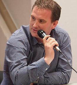 Arnaud Legrand, président du VCV