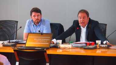 Grégory Lelong et Laurent Degallaix