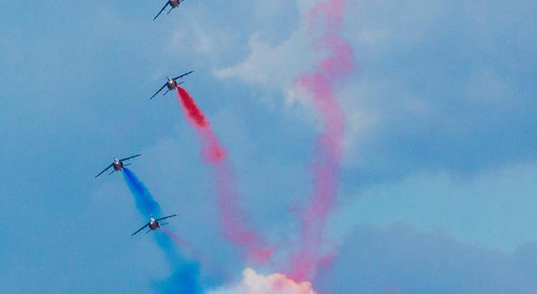 La Patrouille de France absente du prochain meeting aérien du 14 juillet