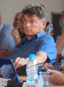 Fabien Roussel, nouveau député de la 20ème circonscription