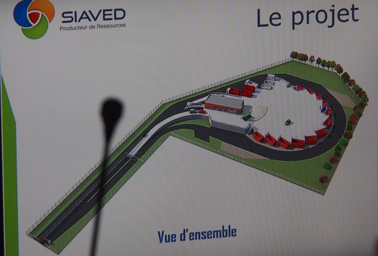 Projet sur STt-Amand-les-Eaux