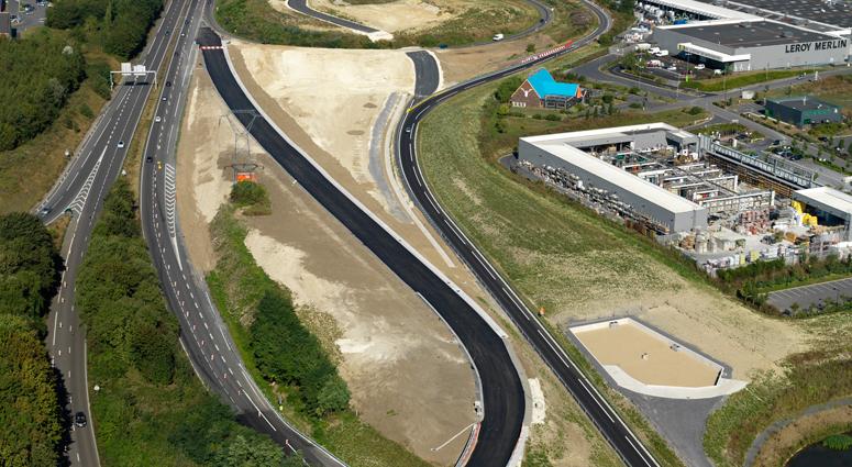 Attention ce week-end… fin de chantier sur l'échangeur A2/A23
