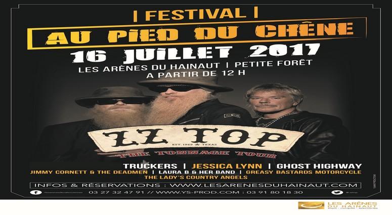 16 juillet. Festival «Au pied du chêne» : bataille de riffs aux arènes de Petite-Forêt.