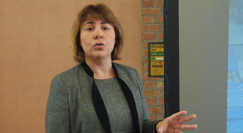 Courrier d'Anne-Lise Dufour/Ruche d'entreprises de Denain